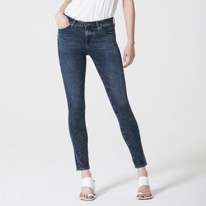 """AG NWT """"The Legging Ankle"""" Skinny Jeans"""